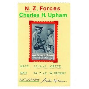 Lt. Charles Upham VC