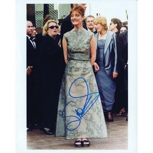 Susan Sarandon - Autograph - Signed Colour Photograph