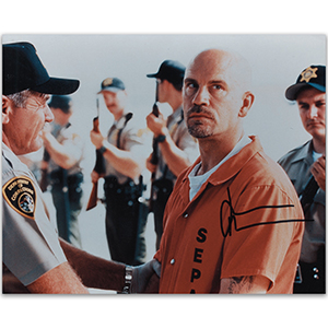 John Malkovich - Autograph - Signed Colour Photograph