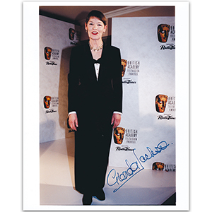 Glenda Jackson - Autograph - Signed Colour Photograph