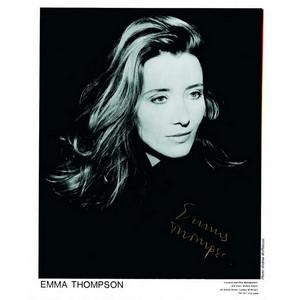 Emma Thompson - Autograph - Signed Colour Photograph