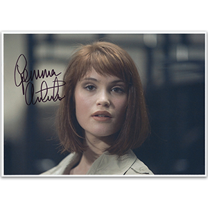 Gemma Arterton - Autograph - Signed Colour Photograph