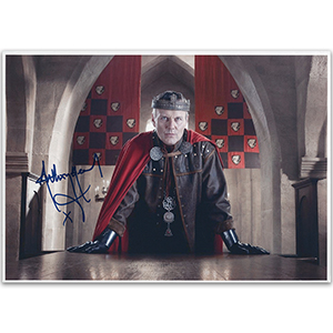 Anthony Head - Autograph - Signed Colour Photograph