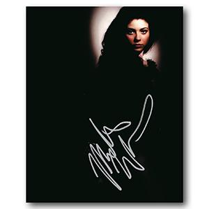 Michelle Trachtenberg - Autograph - Signed Colour Photograph
