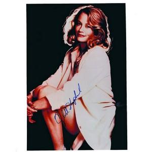 Cybill Shepherd - Autograph - Signed Colour Photograph