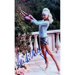 Heidi Klum - Autograph - Signed Colour Photograph
