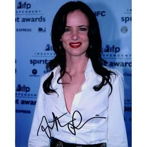Juliette Lewis - Autograph - Signed Colour Photograph