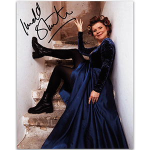 Imelda Staunton - Autograph - Signed Colour Photograph