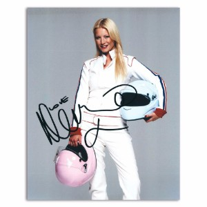 Denise Van Outen - Autograph - Signed Colour Photograph