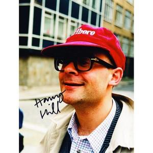 Harry Hill - Autograph - Signed Colour Photograph