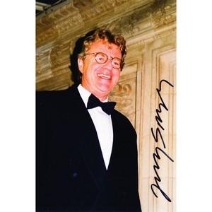 Jerry Springer  - Autograph - Signed Colour Photograph