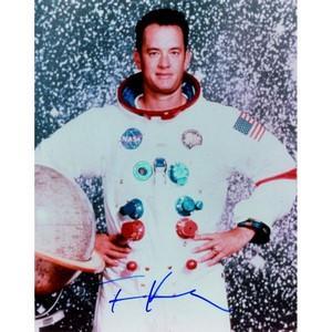 Tom Hanks - Autograph - Signed Colour Photograph
