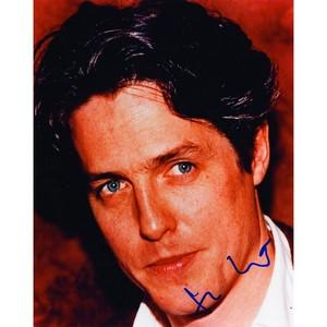 Hugh Grant - Autograph - Signed Colour Photograph