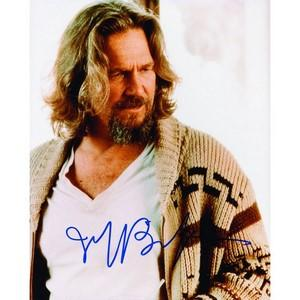 Jeff Bridges - Autograph - Signed Colour Photograph