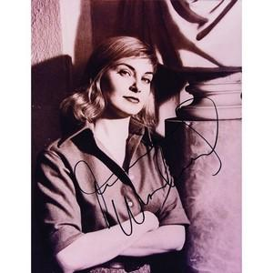 Joanne Woodward - Autograph - Signed Black and White Photograph