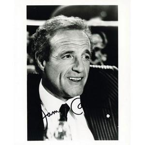 James Caan - Autograph - Signed Black and White Photograph