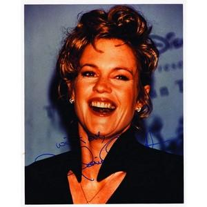 Melanie Griffith - Autograph - Signed Colour Photograph