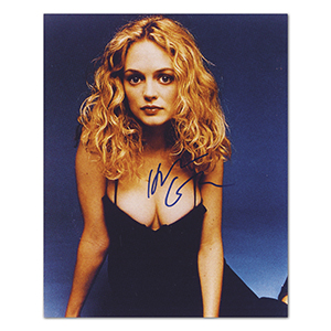 Heather Graham - Autograph - Signed Colour Photograph