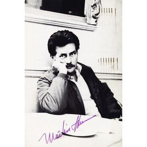 Martin Sheen - Autograph - Signed Black and White Photograph