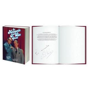 Eric Morecambe and Ernie Wise Signed Book