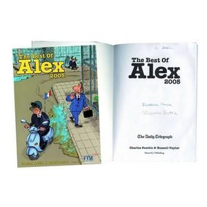The Best of Alex 2005 - Signed by Peattie & Taylor - Daily Telegraph
