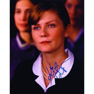 Kirsten Dunst - Autograph - Signed Colour Photograph