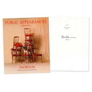 Snowdon - Signed Book