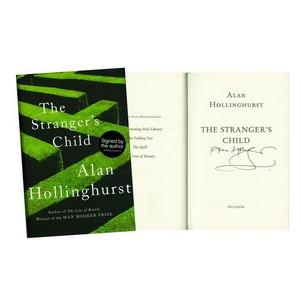 Alan Hollinghurst - Autograph - Signed Book