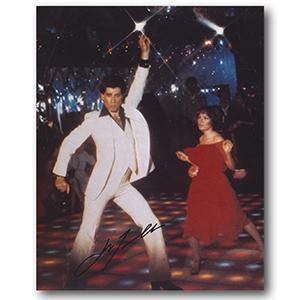 John Travolta - Autograph - Signed Colour Photograph