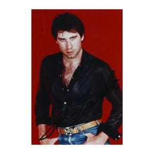 John Travolta - Autograph - Signed Colour Photograph