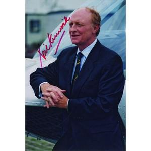 Neil Kinnock  - Signature - Signed Colour Photograph