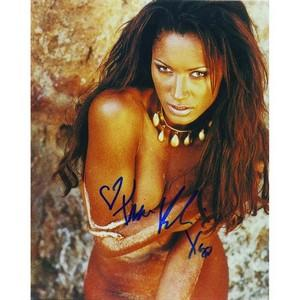 Traci Bingham - Autograph - Signed Colour Photograph