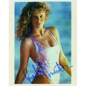 Rachel Hunter - Autograph - Signed Colour Photograph