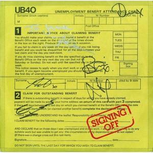 UB40 - Autograph - Signed Album Cover