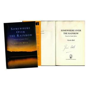 Gavin Bell - Autograph - Signed Book
