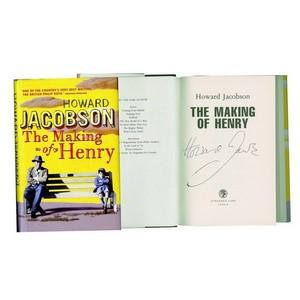 Howard Jacobson - Autograph - Signed Book