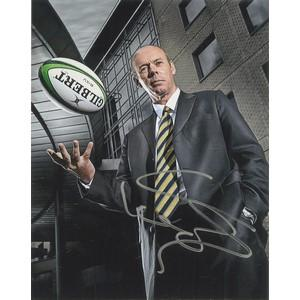 Clive Woodward - Autograph - Signed Colour Photograph