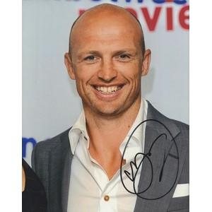 Matt Dawson - Autograph - Signed Colour Photograph