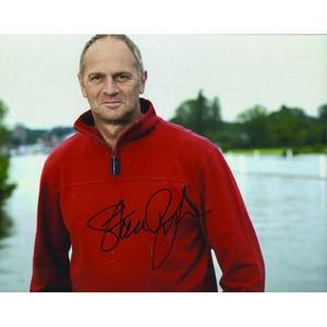 Steve Redgrave - Autograph - Signed Colour Photograph