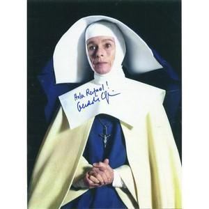 Geraldine Chaplin Autograph - Signed Colour Photograph