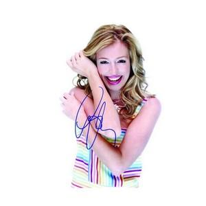 Cat Deely - Autograph - Signed Colour Photograph