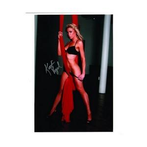 Kait Vogal - Autograph - Signed Colour Photograph