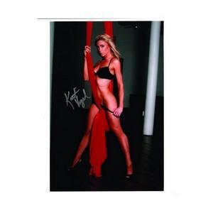 Kait Vogal - Autograph - Signed Colour Photograph