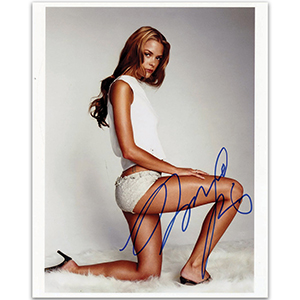 Jaime King - Autograph - Signed Colour Photograph