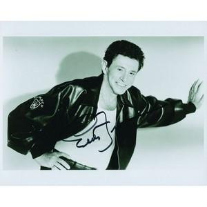 Eddie Fisher - Autograph - Signed Black and White Photograph