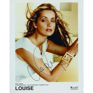 Louise Redknapp - Autograph - Signed Colour Photograph