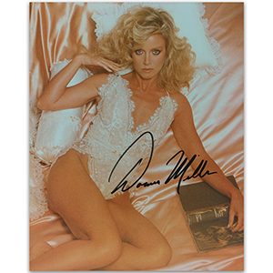 Donna Mills - Autograph - Signed Colour Photograph