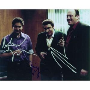 The Sopranos Cast Autographs