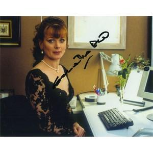 Samantha Bond - Autograph - Signed Colour Photograph