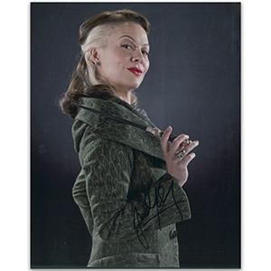Helen McCrory - Autograph - Signed Colour Photograph